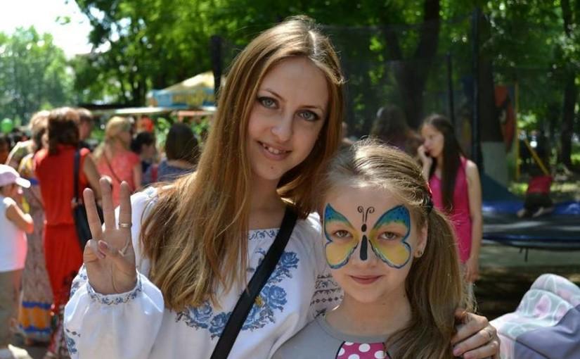 """""""Україна для дітей"""" – під таким гаслом пройшов День захисту прав дитини в Ужгороді"""