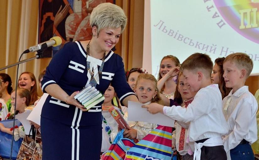 «Яворина» відзначила найкращих учасників конкурсу «Пісня серця-2015», який відбувся в Дублянах