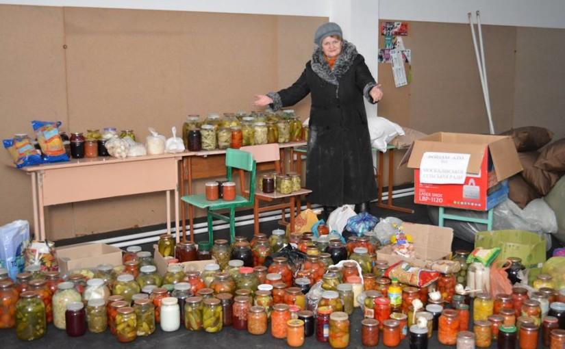 На Хмельниччині «Яворина» збирає допомогу для інтернату в Луганській області