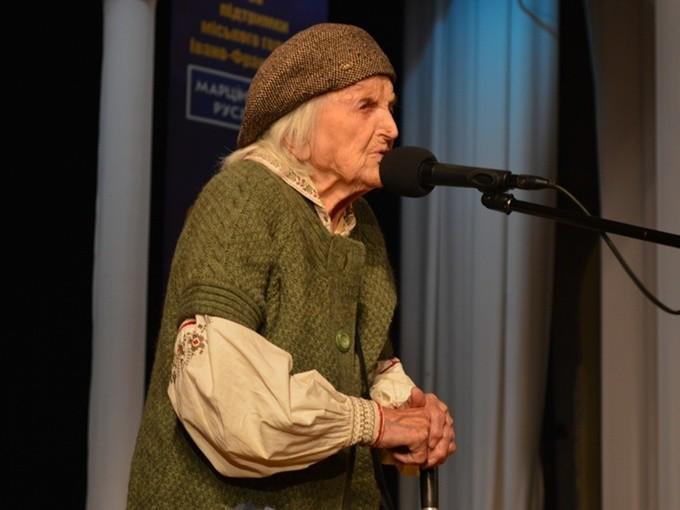 У Львові відбудеться зустріч зі зв'язковою Романа Шухевича Ольгою Ільків з нагоди її дня народження