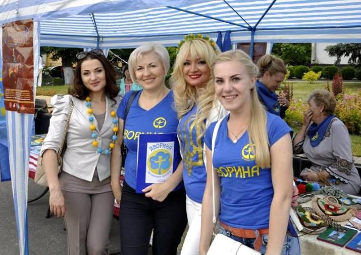 У Бродах з ініціативи Ірини Сех відбулося свято «Щаслива родина – сильна Україна»
