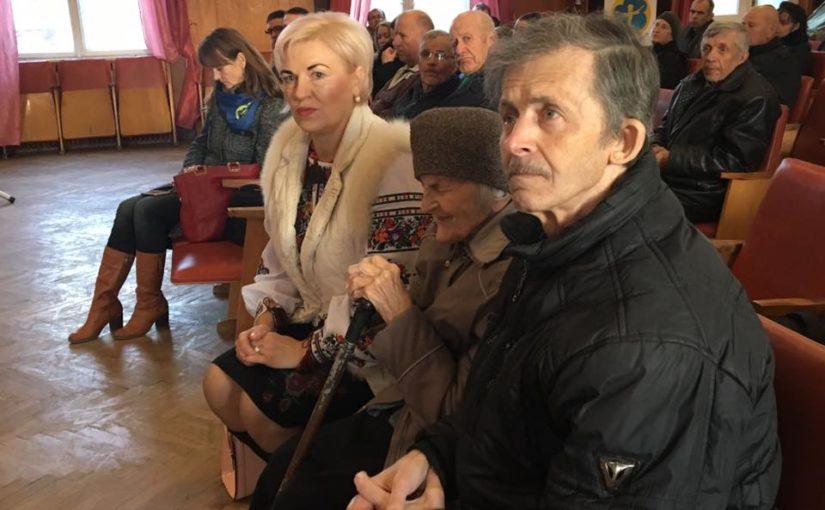 """У Золочеві """"Яворина"""" організувала зустріч з Ольгою Ільків"""