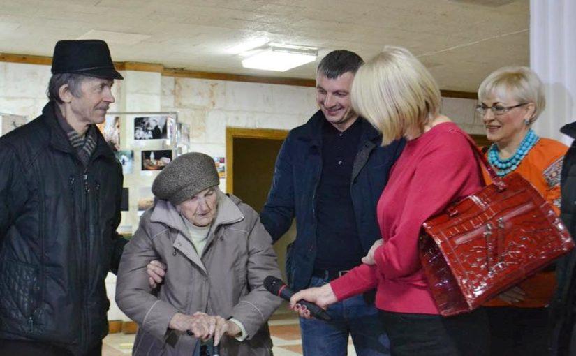 У Рівному «Яворина» організувала зустріч з Ольгою Ільків